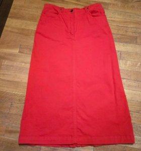 Яркая юбка офигенская р44-46