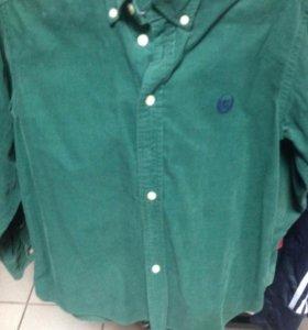 Рубашка микровельветChaps 8-10 лет