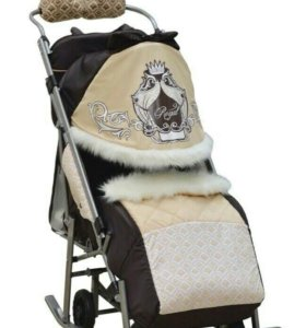 Санки-коляска Royal Premium