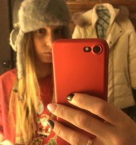 шапка женская или детская