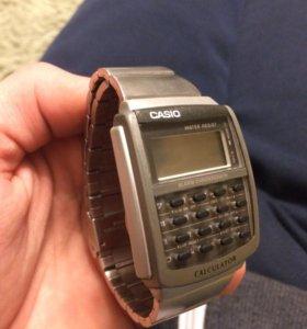 Наручные часы CASIO CALCULATOR