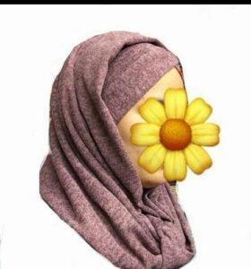 Шапочка и хомут хиджаб