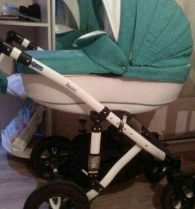 Продам коляску 2 в 1 bebe mobile toscana ecco