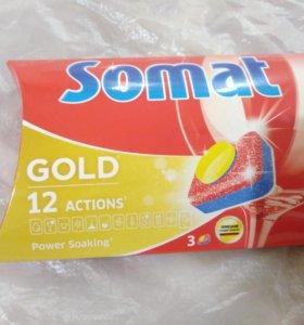 Somat таблетки для посудомоечных машин