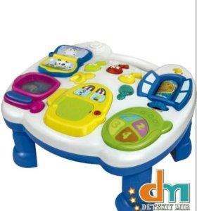 Развивающий столик для малыша