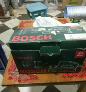 Рубанок Bosch pho 1