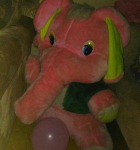 Игрушка 'Слон'