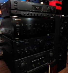 Hi-Fi усилители