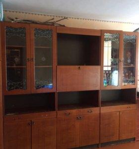 Стенка (3 шкафа)