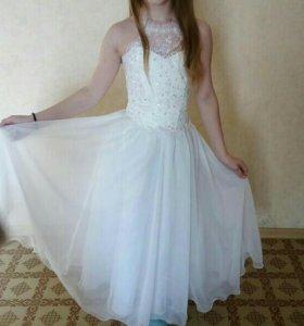 Бальное платье на 10-12 лет
