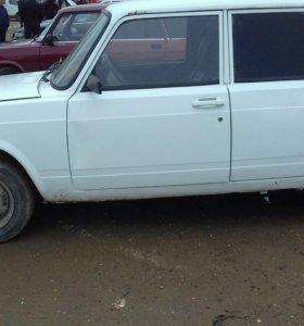 ВАЗ (Lada) 2107, 2002