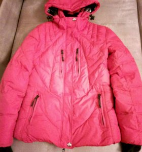 куртка зима горналыжка