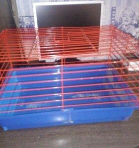 Клетка для морских свинок