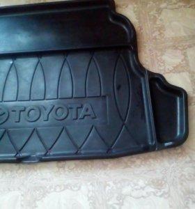 Коврик в багажник для Тойота премио ,алион 240 куз
