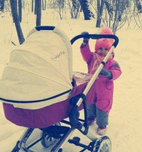 Продам детскую коляску Happy Baby