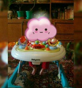 Ходунки babycar