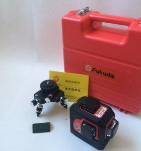 Лазерный уровень Fukuda 3D (MW-93T)