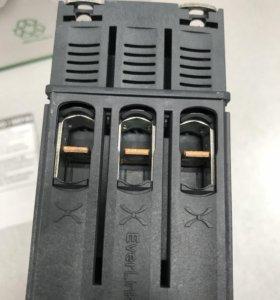 Автоматический выключатель для защиты электро дв.