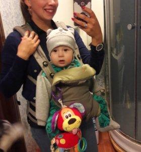 Эрго рюкзак слинг Ergobaby