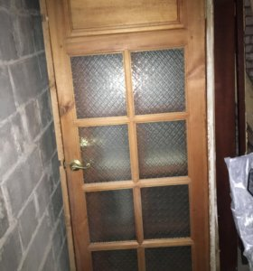 Межкомнатные двери 3 шт.