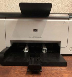 Цветной принтер HP Laser Jet cp1025nw wifi