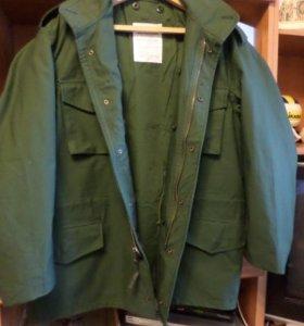 Куртка м65 новая
