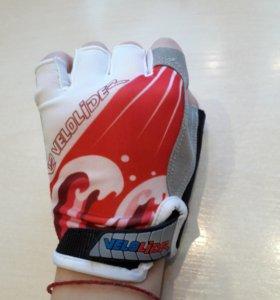 Перчатки велосипедные!