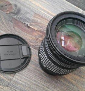 Sigma AF 17-70 mm F2.8-4.5 DC для Nikon