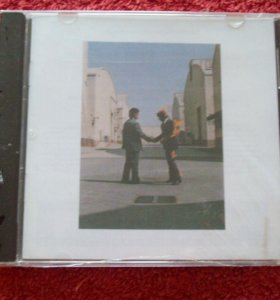 Диск CD-Pink Floyd Wish You Were Here(Запакован-UK