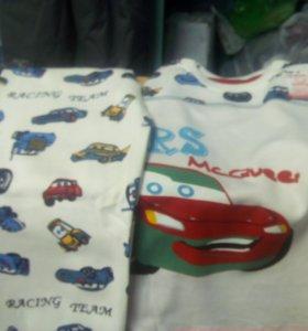 Пижамы мальчик