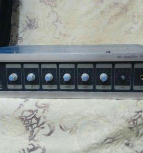 Трансляционный ABK PA-2012P Микшер-усилитель