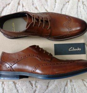 """Туфли""""Clarks"""" новые"""