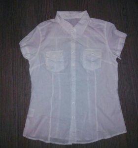 Блузка новая хлопок