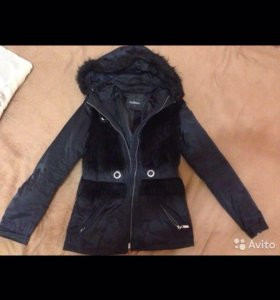 Куртка очень-зима 40-42 р-р