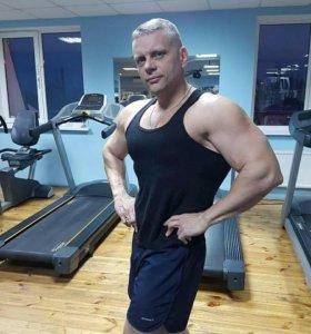 Индивидуальные тренировки по фитнесу !!!