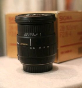 Sigma 28-105mm F2.8-4 for canon