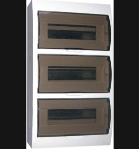 Ящик,щиток для автоматов 8,18, 24,36 модулей