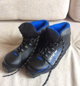 Ботинки лыжные 38