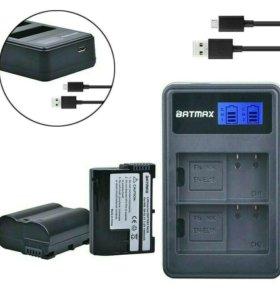 Аккумуляторы и зарядные устройства для Nikon/Canon
