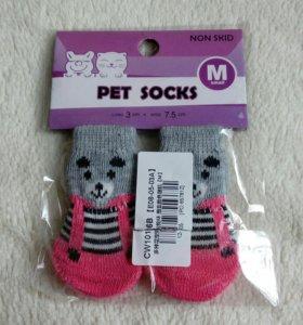 Носочки для собачки/кошки новые