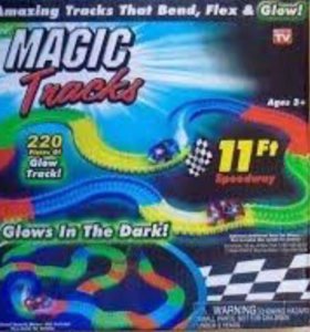 Трасса Magic 220 деталей