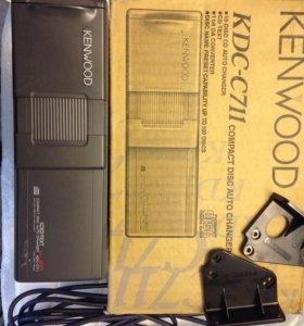 Kenwood KDC-C711