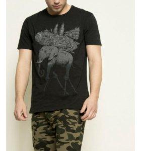 Новая мужская футболка размерL