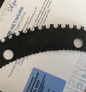 Ножи измельчения резины