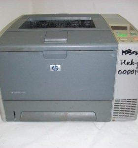 Лазерный принтер HP 2420