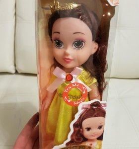 Кукла Золушка музыкальная новая