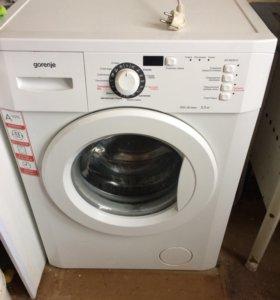 Gorenje ws 50z129 n стиральная машина