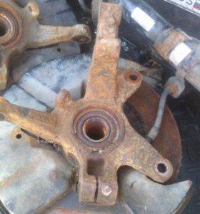 Поворотный кулак Mazda cx-7