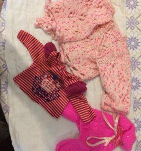Вещи для куклы