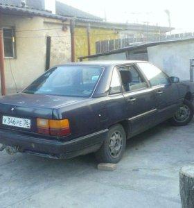 Audi 100, 1986